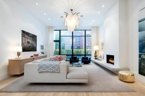 28 West 76th Street - Central Park West townhouses