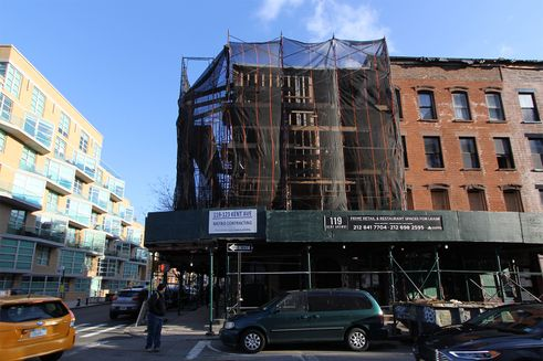 Renovation With Respect The New 123 Kent Avenue Launches