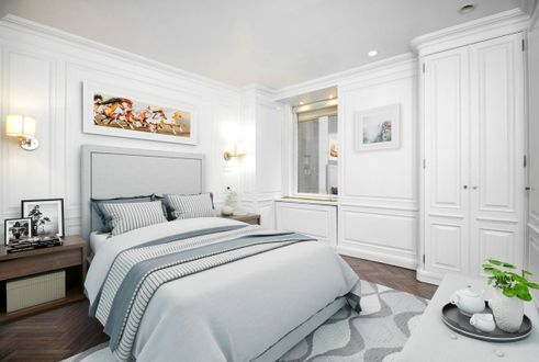1049 Fifth Avenue Bedroom1