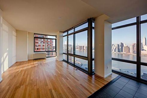 Waterfront views Avalon Riverview in Long Island City