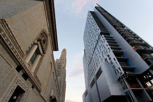 300 Ashland Place, Brooklyn rentals, NYC skyscrapers, Ten Arquitectos