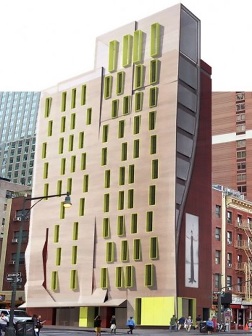UES Passive House