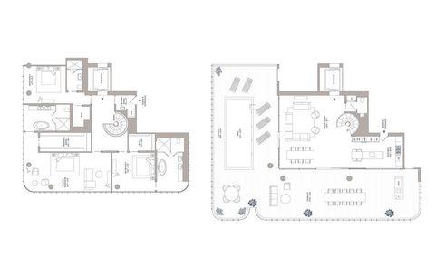 565 Broome Street #N16A floor plan