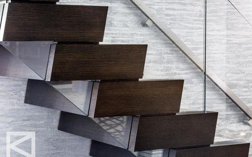 85 mercer street staircase