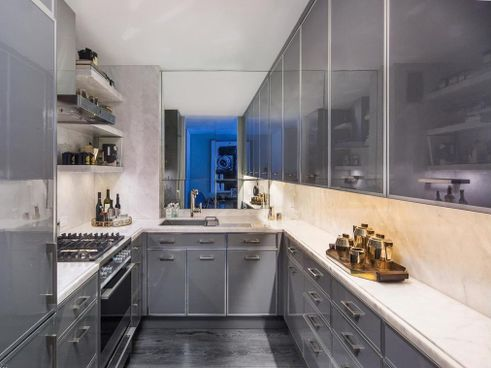1001 Fifth Avenue interiors