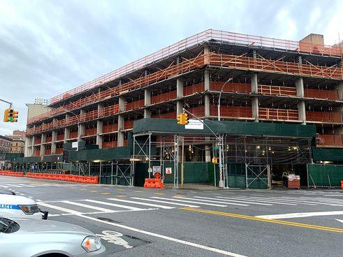 Harlem living new york condos