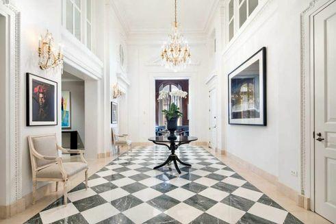 Upper East Side mansion
