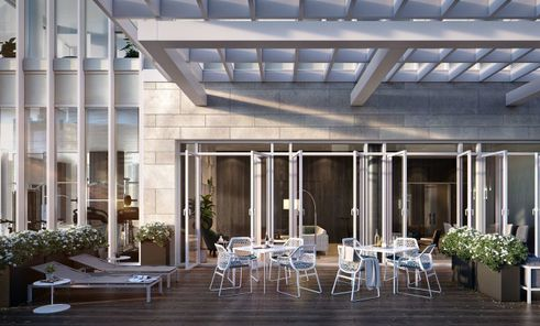 Manhattan Condos, The Clare, Upper East SIde Apartments, New York City apartments, Manuel Glas Architects, Real Estate Inverlad
