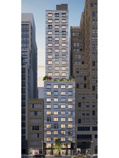211 West 29th Street Rendering