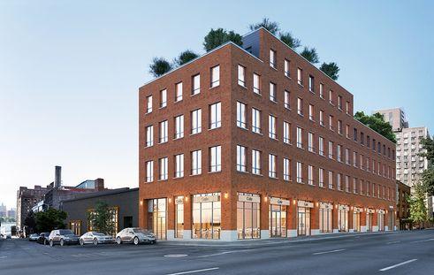 360 Wythe Avenue exterior rendering