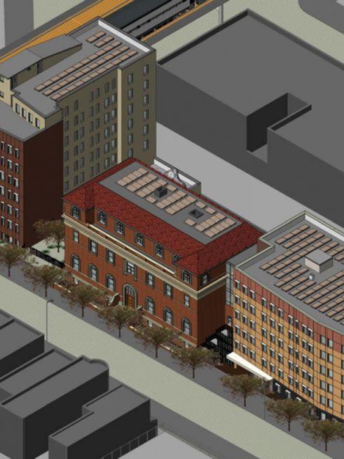 1875 Broadway Rendering