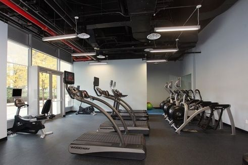 33 West End Ave fitness center