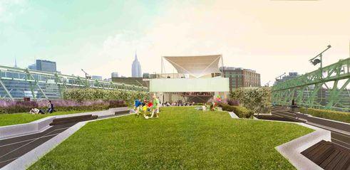 Manhattan developments, NYC development, Superpier, Pier 57, NYC projects, Google, Anthony Bourdain