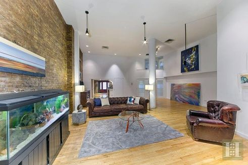 68 Jane Street interiors
