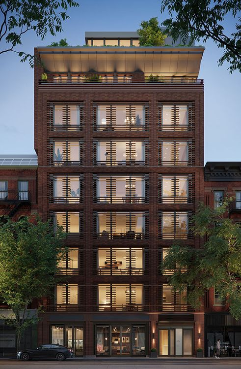 466 Columbus Avenue Rendering