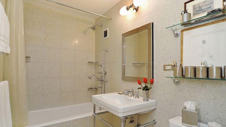 Bathroom, 200 Central Park South, Condo, Manhattan, NYC