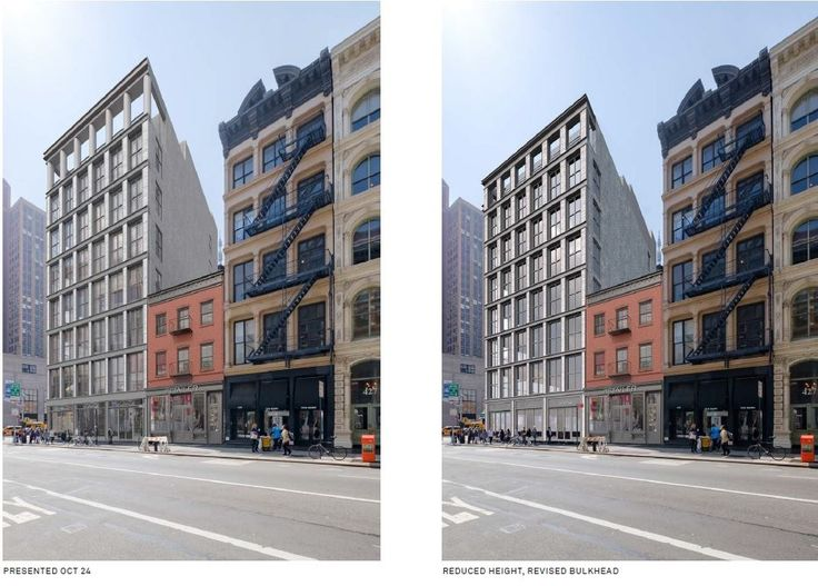 419-421 Broadway renderings