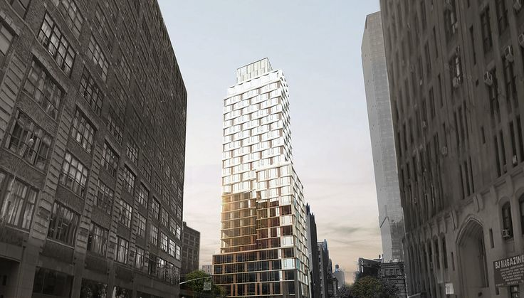 Rendering of 111 Varick Street (Credit: S9 Architecture)