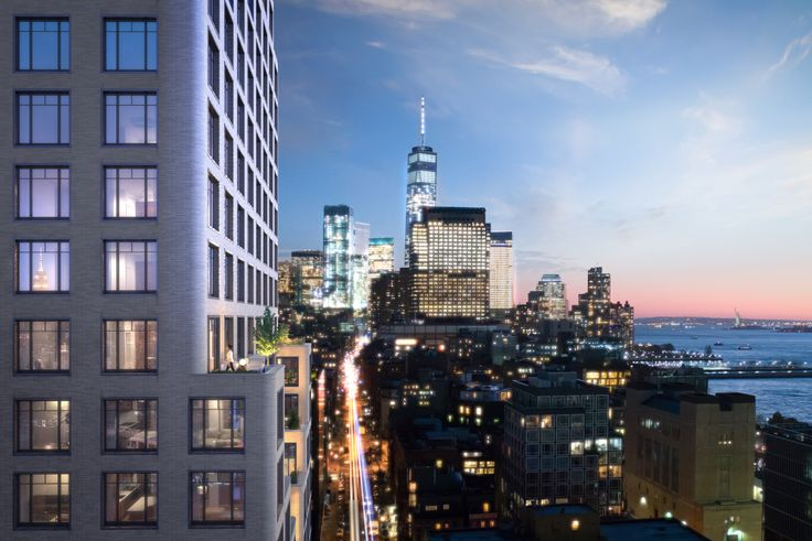 All Greenwich West renderings courtesy of Familiar Control