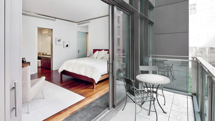 Bedroom, 25 Bond Street, Condo, Manhattan, NYC