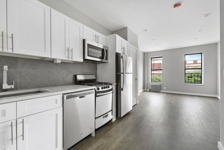 Renovated apartments have debuted at 228 East 116th Street, a 6-story prewar rental building in East Harlem. (Image via Citi Habitats)