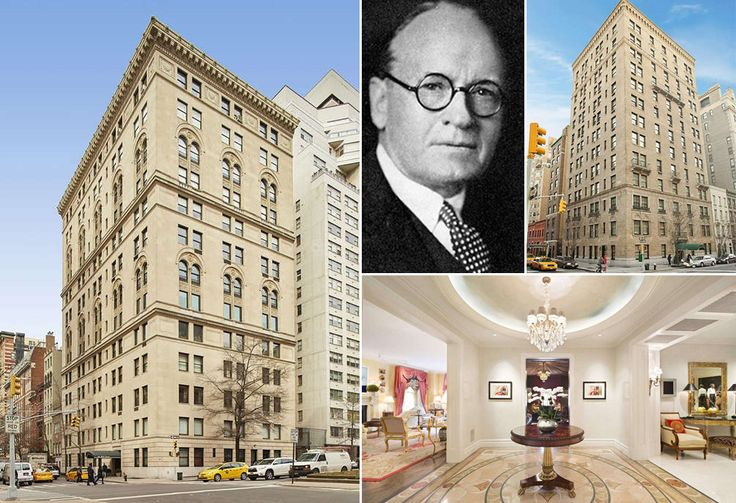 J.E.R. Carpenter and buildings compiled by CityRealty