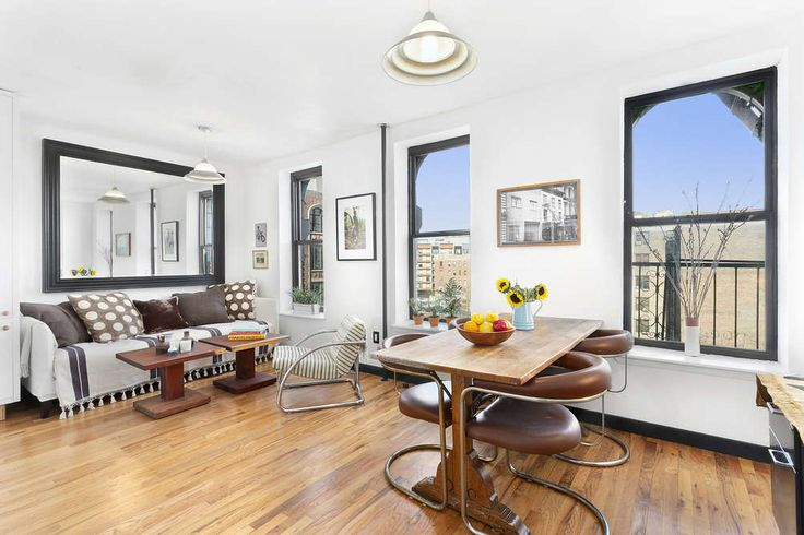330 South 3rd Street is a one-bed HDFC co-op listed for $399K via Compass