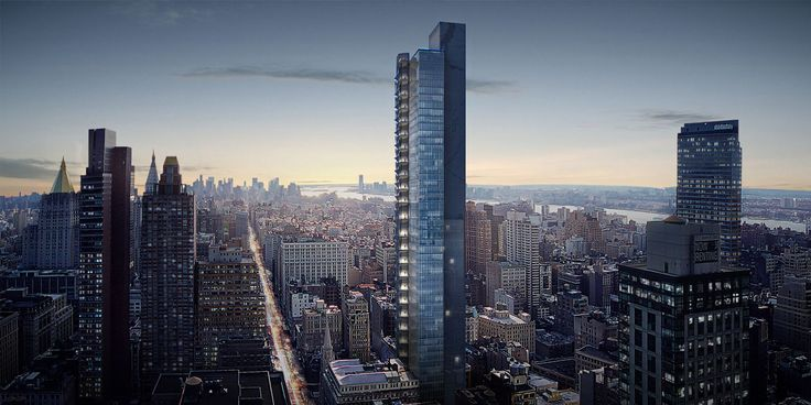 Rendering of 29th & 5th looking south. (Credit HFZ Capital)