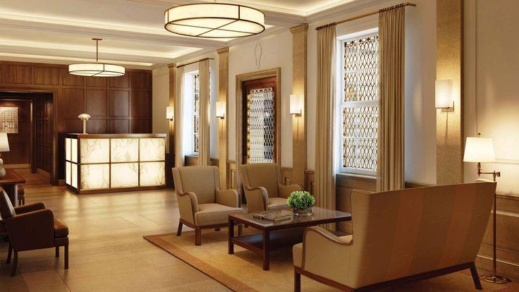 The Marquand, Luxury Condo, Manhattan, New York City