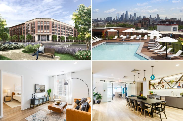 One Ten image courtesy of BNE Real Estate Group, McKinney Properties and Hoboken Brownstone Company