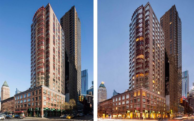 360 West 43rd Street in Midtown West requires only a $1,000 deposit on current lease offerings.