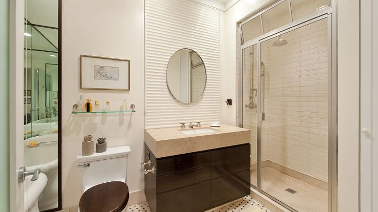 Bathroom, 141 Fifth Avenue, Condo, Manhattan, NYC