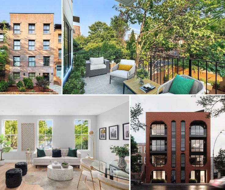 Some of the newly launched boutique buildings in Brooklyn