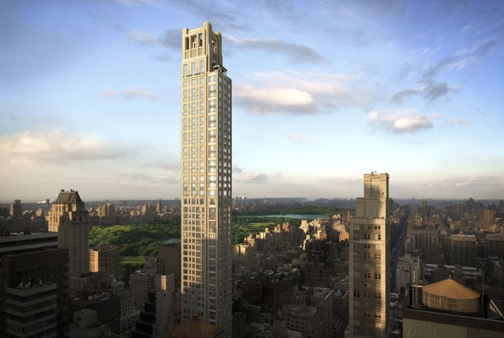 Rendering of 520 Park Avenue via Zeckendorf Development