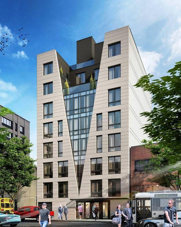 56 Ainslie Street in Williamsburg, Brooklyn. Image via skytop_design_group on Instragram