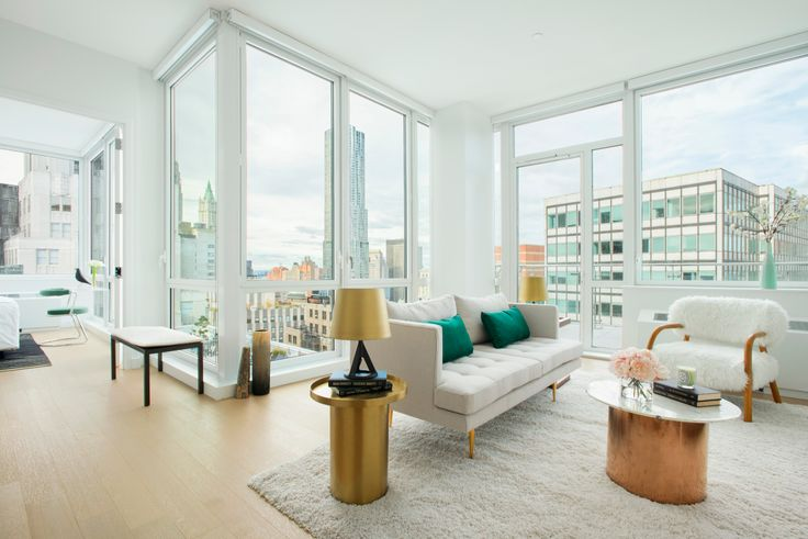 MetroLoft has launched a new penthouse collection at their Financial District building 180 Water Street. (Mikey Pozarik Studio)