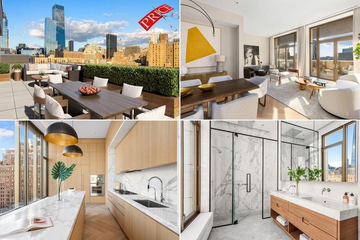Penthouse at 500W25 (Fredrik Eklund Douglas Elliman)