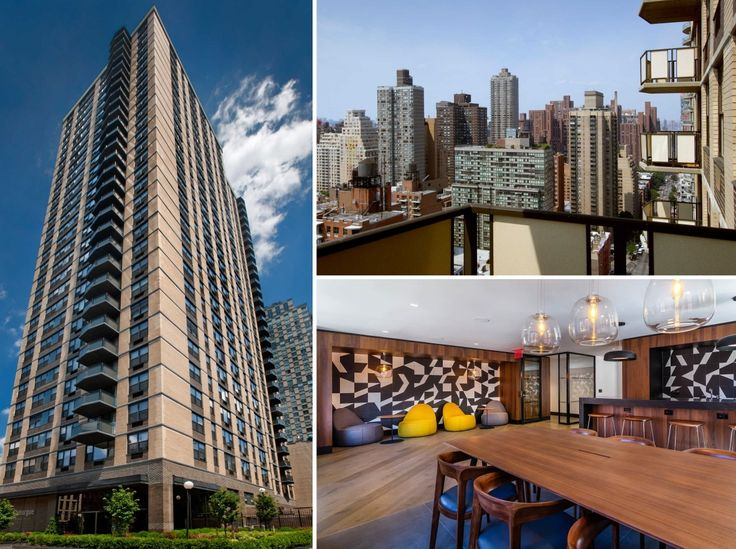 303 East 83rd Street in Yorkville on the Upper East Side (Image: Equity Residential)