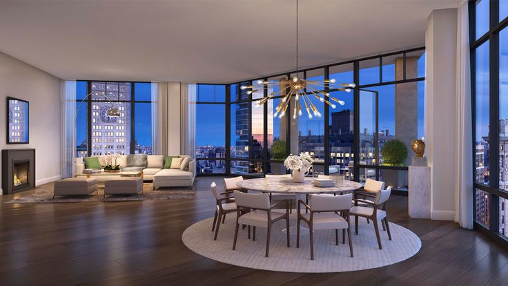 10 Madison Square West, Luxury Condo, Manhattan, New York City