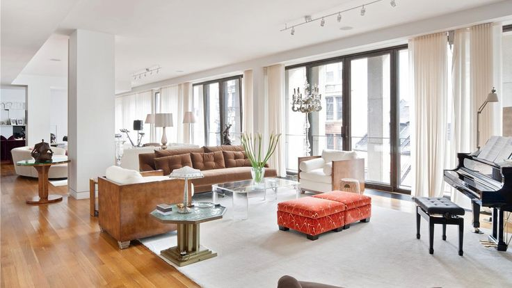 Interior, 25 Bond Street, Condo, Manhattan, NYC