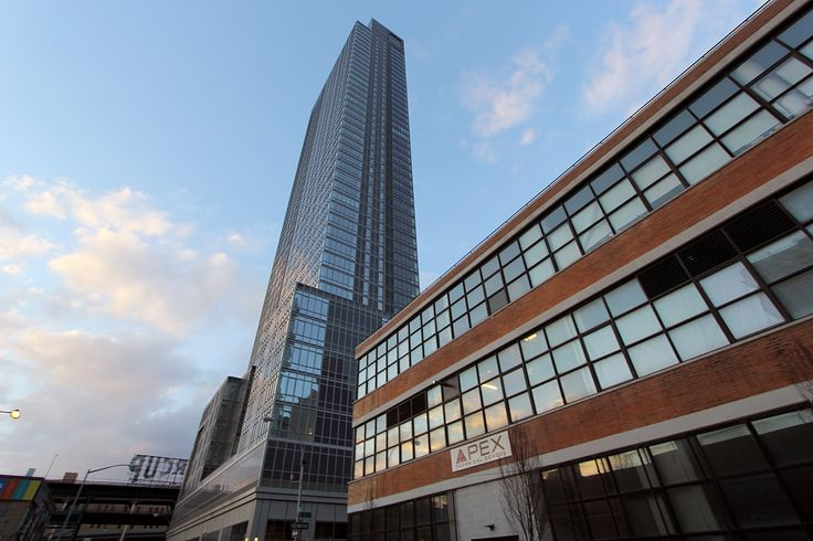 1 QPS Tower at 23-10 Queens Plaza South in Long Island City (Photo: CityRealty)