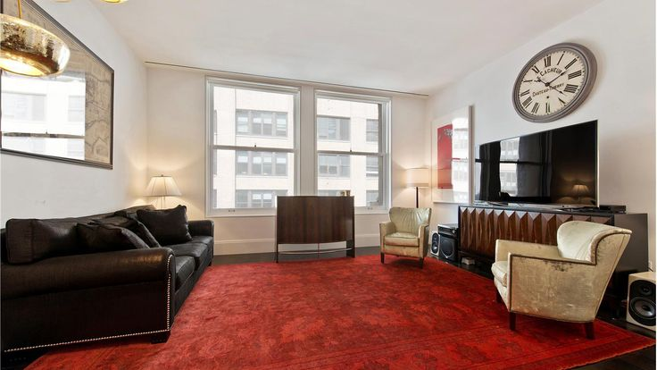 Living Room, 141 Fifth Avenue, Condo, Manhattan, NYC