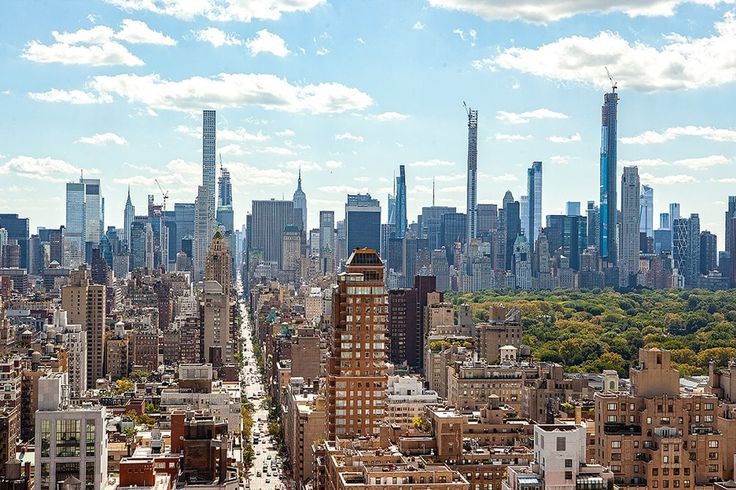 View frm 45 East 89th Street, #36A