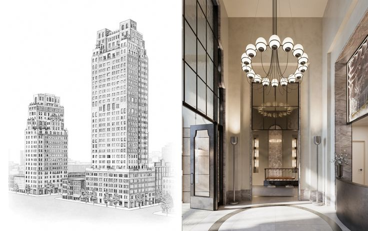 See The Incredibly Beautiful Residences Of Beckford House And Tower Designed By Studio Sofield Cityrealty
