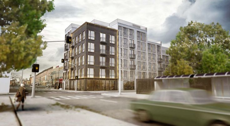 Rendering of 276 Nostrand Avenue