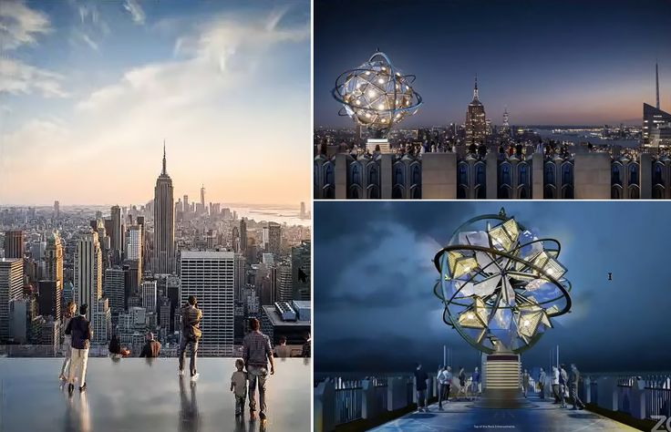 All images credit of Tishman Speyer Properties