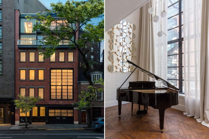 All images of 484 Greenwich Street via Sotheby's