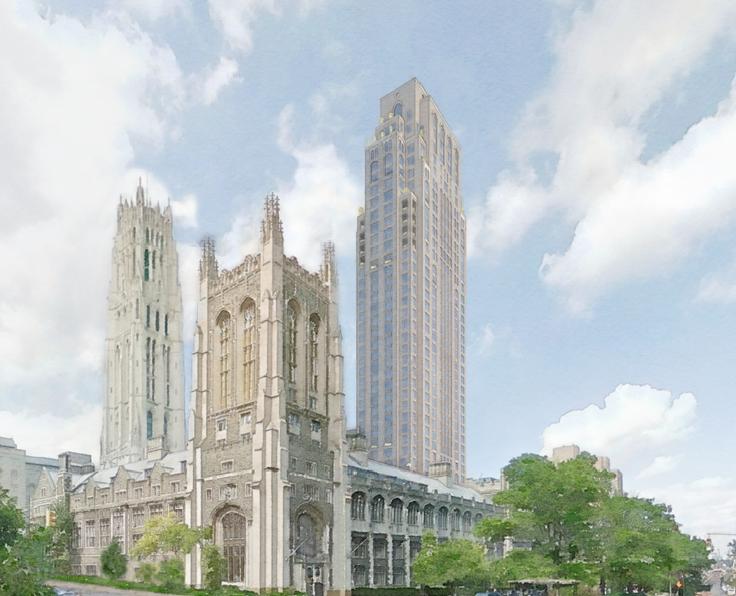 Rendering via Robert A.M. Stern Architects