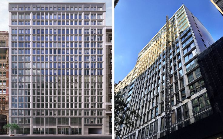 7 west 21st Street has now unveiled a registration site to prepare for leasing this fall.