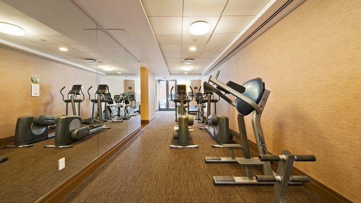 Gym, 45 Park Avenue, Condo, Manhattan, NYC